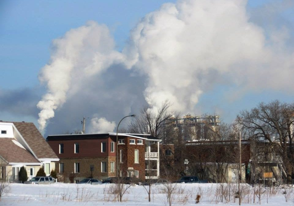 Les émissions atmosphériques d'arsenic dépassent les normes dans l'Est de Montréal