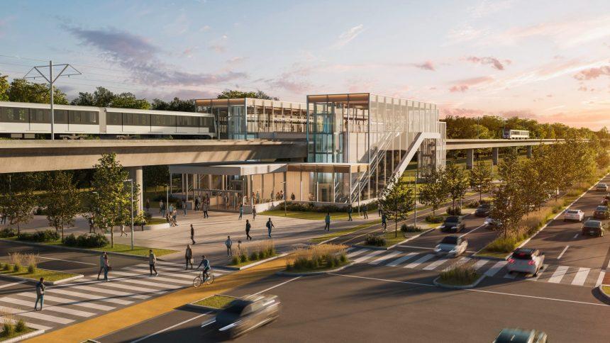 Le projet du REM de l'Est de CDPQ Infra : Un projet structurant significatif mais avec des impacts inacceptables pour le quartier Mercier-Est
